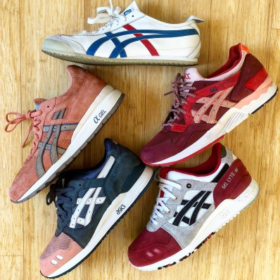 asics collection
