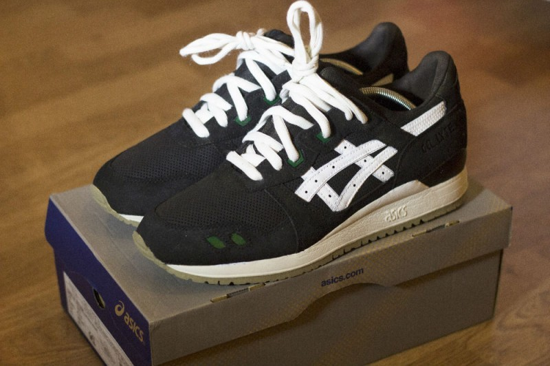 asics chaussure ville homme